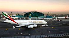Yemeni forces launch drone strike against Dubai International Airport Airport Jobs, Dubai Airport, Airline Jobs, Emirates Flights, Dubai Travel, Sharjah, Dubai Uae, Air Show