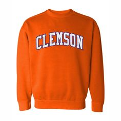 2 Color Tackle Twill Sweatshirt (multiple colors) - Tigertown Graphics 2  Colours 255eed0f73ad