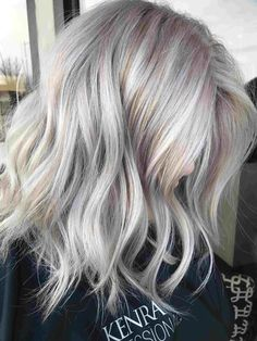 Latest Medium Balayage Icy Blonde Hair Ideas and Brown Blonde Hair Colors for ladies, check out some related tags, Images and Ideas, that makes you so much Pretty and Cute. Lots Read More The post 23 Amazing Medium Balayage Icy Blonde Hair Ideas appeared first on IMAGES TAG. Grey Hair Weave, Grey Wig, Gray Hair, Ice Blonde Hair, Balayage Hair Blonde, Greyish Blonde Hair, Blonde Hair With Silver Highlights, Haircolor, Blonde Brunette