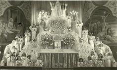 Jacarezinho com amor - UOL Fotoblog - Coroação de Nossa Senhora - Colégio Imaculada - Décadas de 50 e 60