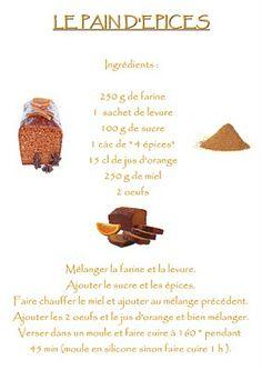 34 Meilleures Images Du Tableau Recette Pain D Epices Gingerbread