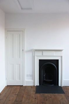 View the full picture gallery of Wapping Pier Head Fireplace Mantle, Fireplace Surrounds, Inspiration For The Day, Style Inspiration, Traditional House, New Homes, London, Architecture, Gallery