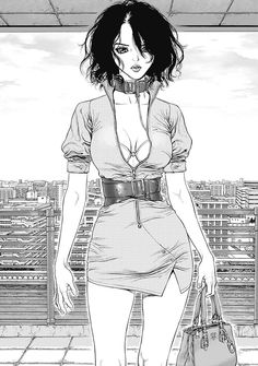 Wallman 1 - Read Wallman 1 Manga Scans Page Free and No Registration required for Wallman 1 Anime Art Girl, Manga Girl, Whyt Manga, Manga Drawing, Aesthetic Art, Aesthetic Anime, Yazawa Ai, Sun Ken Rock, Japon Illustration