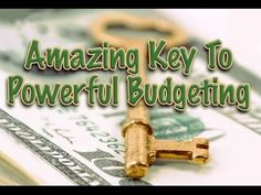 The Amazing Key to the most Powerful Household Budget Ever!   MoneySmart Family®