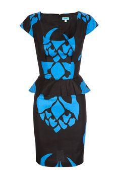 Savannah african print dress by Sika