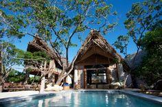 Cape Town basedstudio COA has designed the Villas Suluwilo on Vamazi Island, Mozambique.