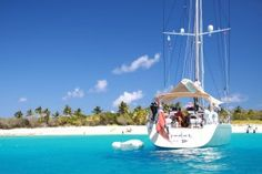Go sailing around Antigua, the main island in the Caribbean nation of Antigua and Barbuda. Ninja System, Stuff To Do, Things To Do, Sounds Of Birds, Crystal Clear Water, Travel Activities, Travel News, Croatia, Caribbean