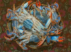 Eric Wert is my October featured artist and his work is AMAZING!!