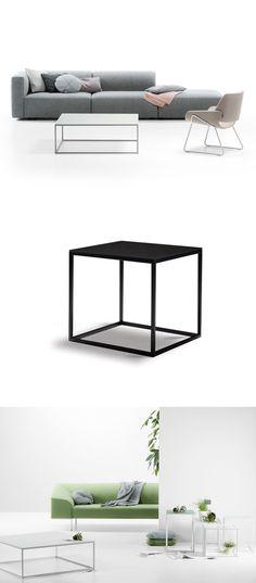 Das Minimalistisch Moderne Rahmenkonzept Von Dem Couchtisch Frame Von  Prostoria Passt In Jedes Raumkonzept. #