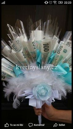 Money Trees, Hanukkah, Pretty, Projects, Diy, Wedding, Cash Gifts, Basteln, Do It Yourself