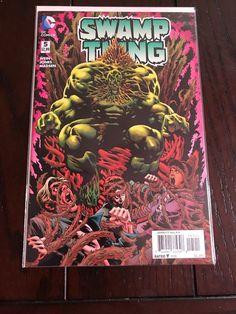 Swamp Thing 5 Jul 2016 DC  | eBay