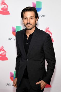 Diego Luna Photos Photos - Actor Diego Luna attends The 17th Annual Latin Grammy Awards at T-Mobile Arena on November 17, 2016 in Las Vegas, Nevada. - The 17th Annual Latin Grammy Awards - Arrivals