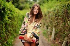 Kimonos: ¡los quiero todos!