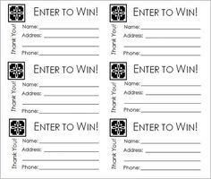 Raffle ticket pattern. Use the printable outline for crafts ...