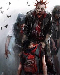 London Zombies