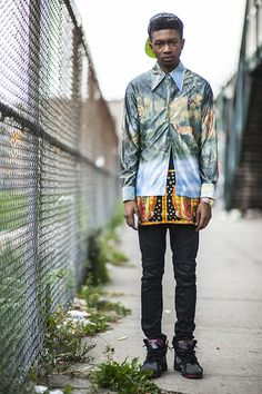 Street Fashion Photography by Julien Boudet