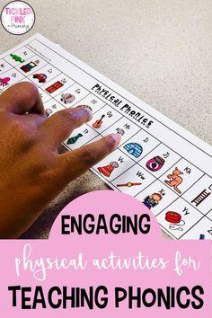 Fun Phonics Activities for Kindergarten