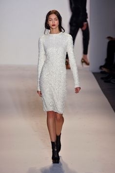 Rachel Zoe at New York Fashion Week Fall 2013 - StyleBistro