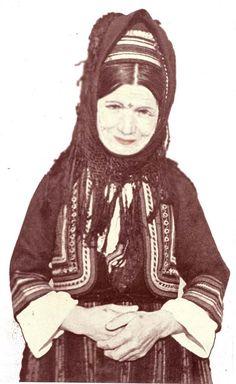 Aroamanaa Dobrogea 1950