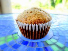 Whole Wheat Honey Banana Muffins | Cheryl Goes Healthy