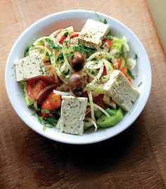 20 Simple, No-Cook Salads #shinesupperclub #saveur