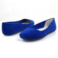 Royal Blue Flat