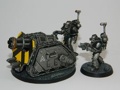 Iron Warriors by First Strike Wargaming