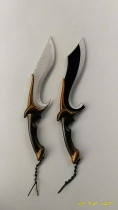 God of War blades version of Kanshou and Bakuya?
