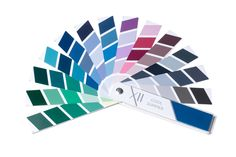 Cool Summer palette / Prism XII - 100% Munsell® colour accurate, tested with Spectrophotometer by Munsell colour expert - the most accurate presentation of the 12-tones available today