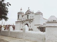 Iglesia Mansiche #trujillo #peru