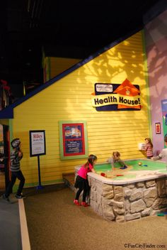 Indianapolis Children's Museum - our kids loved it Indianapolis Childrens Museum, Children's Museum, Stuff To Do, Cool Stuff, Our Kids, Places Ive Been, Toys, Health, Interior
