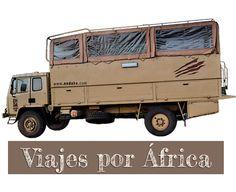 Endake -Safaris en Camion por Africa