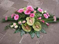 Altar Flowers, Church Flowers, Funeral Flowers, Remembrance Flowers, Memorial Flowers, Tropical Floral Arrangements, Floral Centerpieces, Deco Floral, Arte Floral