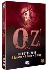 OZ - KYLMÄ RINKI - KAUSI 5 (3 DVD)
