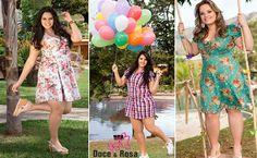 vestidos para o verão plus size - Pesquisa Google