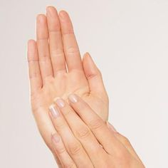 A tsp of sugar and a tsp of oil when rubbed between the palms can help you get smooth, velvety hands.