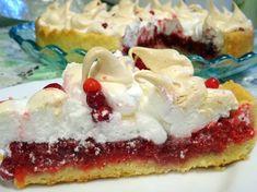 Пирог, в который нельзя не влюбиться - Брусника под снегом,- просто тает во рту