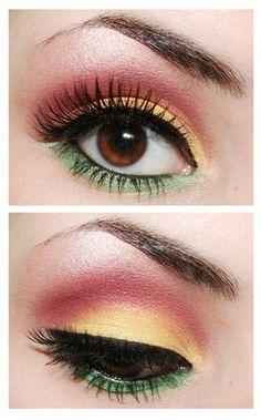 Make colorida e linda!