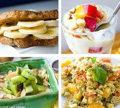 """""""Back to School"""" Eats Series. Breakfast Wrap-Up."""