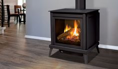 The S40 Gas Freestanding Stove