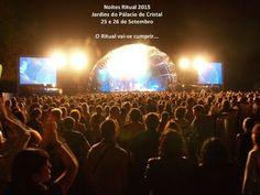 The Music Spot: Noites Ritual 2015