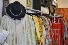 Vintage by Misty in Downtown Scottsdale is the go-to spot for bohemian and glam vintage wear, with a lot of items from the and Vintage Wear, Vintage Shops, Vintage Outfits, Scottsdale Hotels, Panama Hat, Phoenix, Cowboy Hats, 1960s, To Go