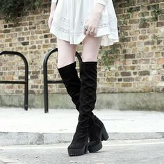 Slouchy boots  #pdbae