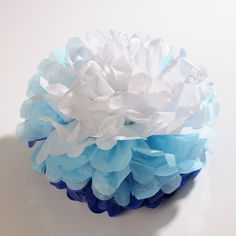 Azul, tricolor