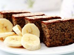 Receita de Bolo de Banana - Cyber Cook Receitas...
