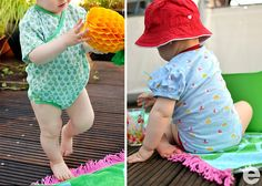 www-body - onesie pattern for woven fabrics EU sizes 56 to 104 - pinned by pin4etsy.com