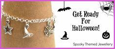 Halloween Themed Jewellery