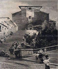 ARA COELI XILOGRAFIA 1880