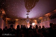 Inside Winter wedding - Fairmont Olympic Hotel -Seattle