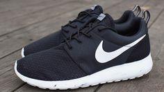 Nike Roshe Run - Black/White-Cool Grey